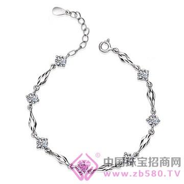 银鑫珠宝手链