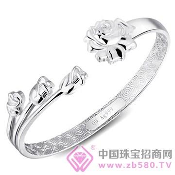 银鑫珠宝手镯1