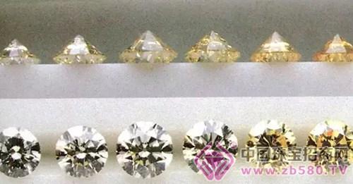 碳元素是钻石晶体主要成分