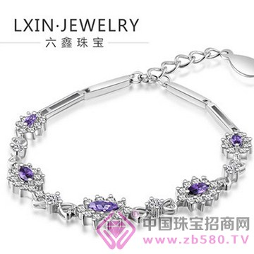 六鑫珠宝手链1