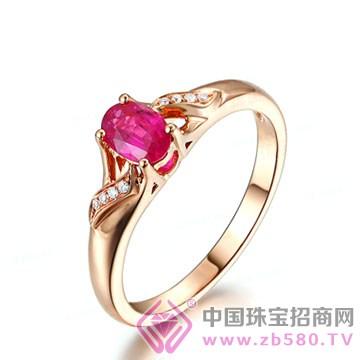 米莱珠宝-红宝石戒指05