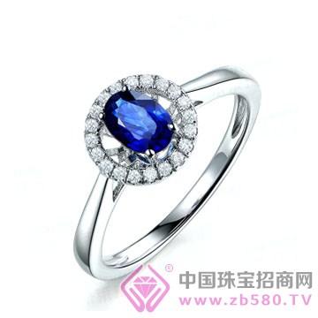 米莱珠宝-蓝宝石戒指10