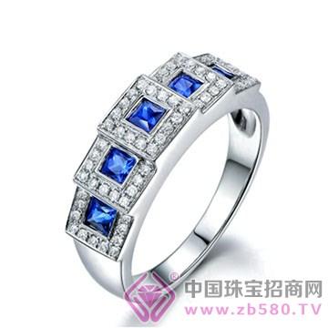 米莱珠宝-蓝宝石戒指02