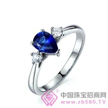 米莱珠宝-蓝宝石戒指04
