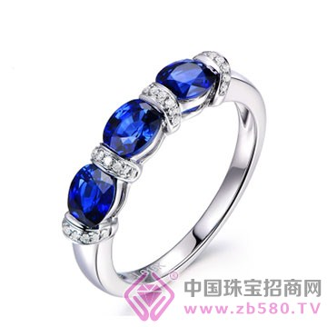 米莱珠宝-蓝宝石戒指05