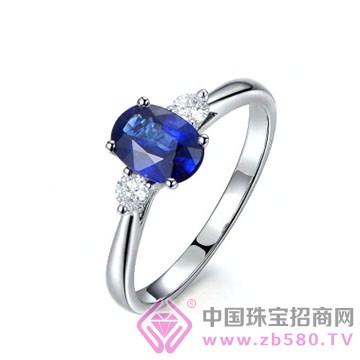 米莱珠宝-蓝宝石戒指06