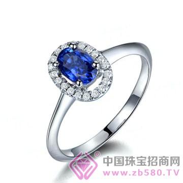 米莱珠宝-蓝宝石戒指08