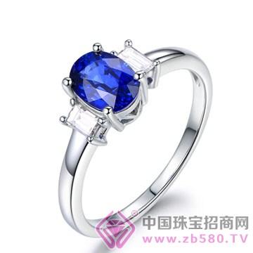 米莱珠宝-蓝宝石戒指09