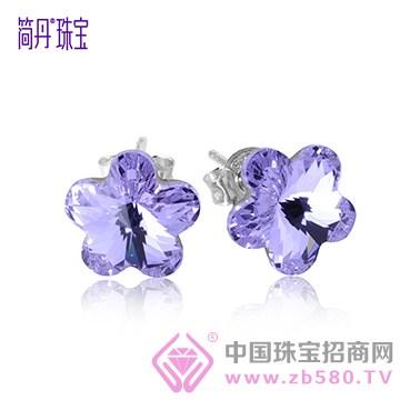 简丹珠宝耳钉1