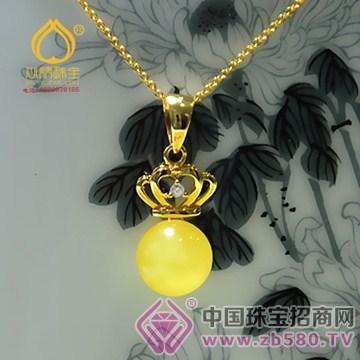 鼎丰珠宝吊坠1