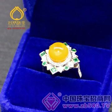 鼎�S珠��戒指1