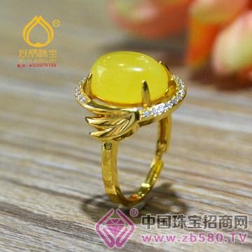 鼎丰珠宝戒指7