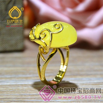鼎丰珠宝戒指8