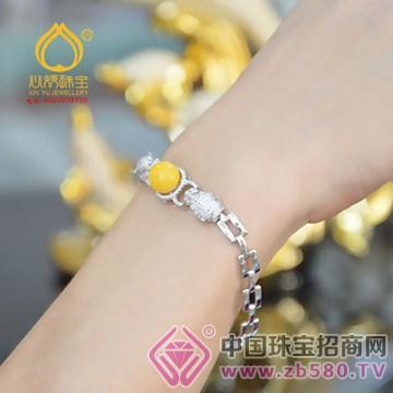 鼎丰珠宝手链2