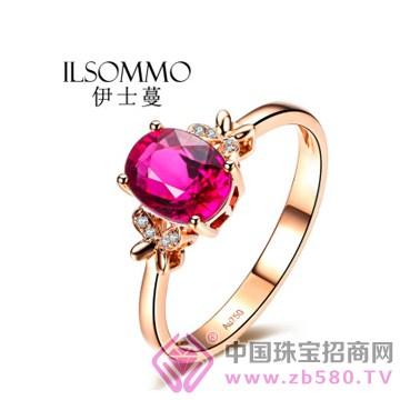 伊士蔓珠宝-宝石戒指01