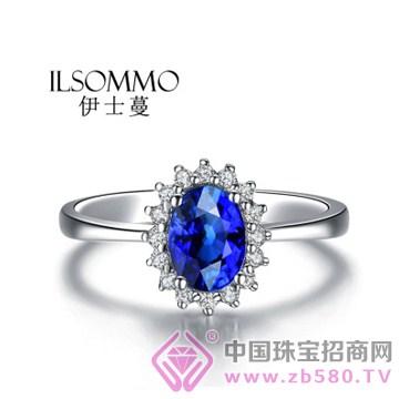 伊士蔓珠宝-宝石戒指03