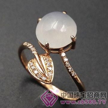 金泰珠��-��石戒指10