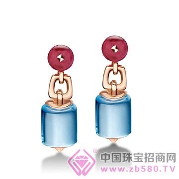 宝格丽珠宝耳钉1