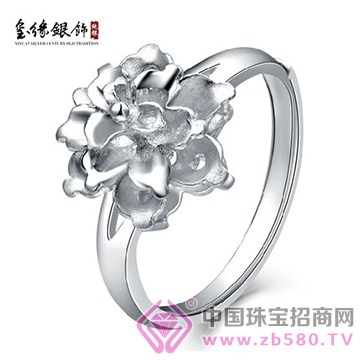 玺缘银饰戒指2