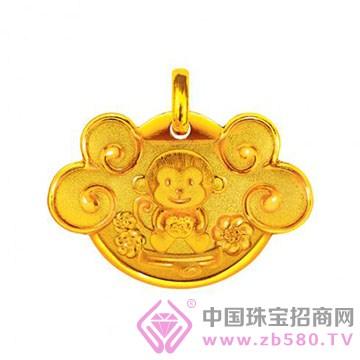 周大福 婴儿黄金锁包周大福加盟 中国珠宝招商网