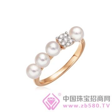 点睛品-珍珠戒指02