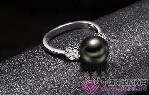 佩戴珍珠戒指应该注意什么
