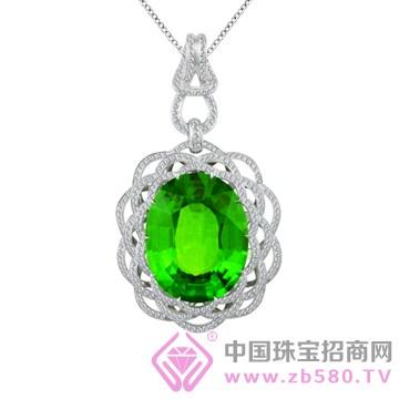 普柏琳珠宝-宝石吊坠04