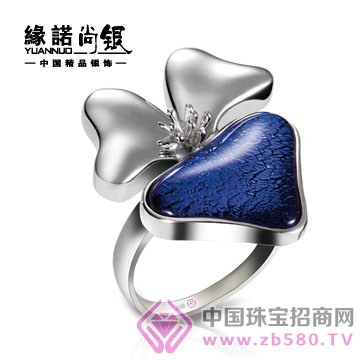 缘诺尚银-银925时尚戒指之宠爱系列