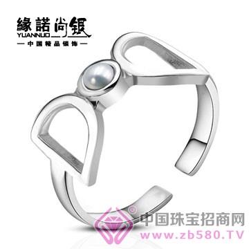 缘诺尚银-银925时尚戒指之星星之恋