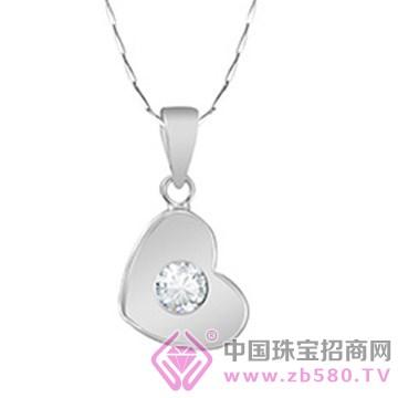 古银坊银饰珠宝-吊坠03