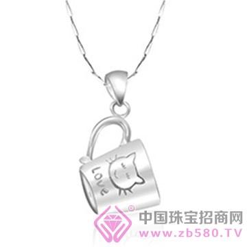 古银坊银饰珠宝-吊坠04