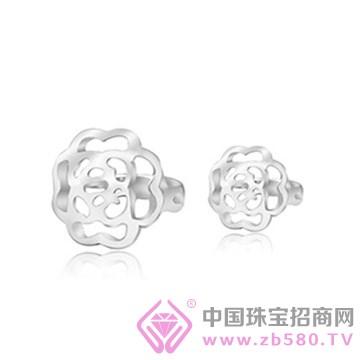 古银坊银饰珠宝-耳钉10