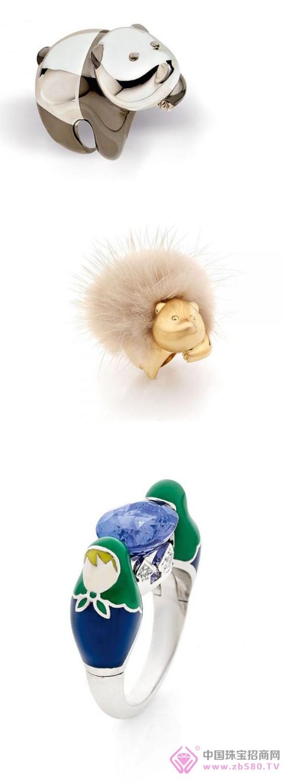 法国珠宝设计师:stephanie deydier(图)