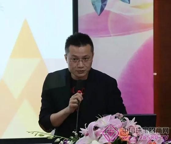 socoso苏式珠宝掌门人,深圳市珠宝首饰设计师协会会长苏洁锋先生发表
