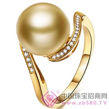珍珠皇后戒指01