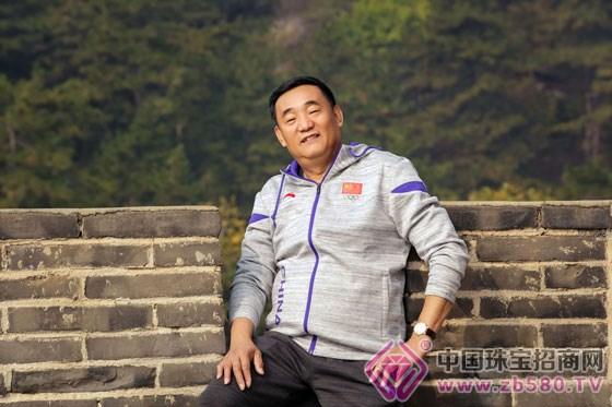 沈阳荟华楼黄金珠宝首饰有限公司董事长李斌