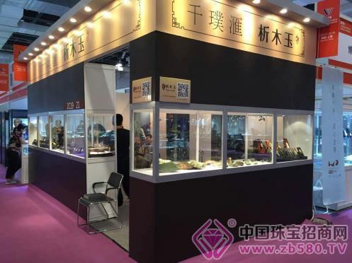 析木玉亮相上海国际珠宝展,优雅诠释中式大美
