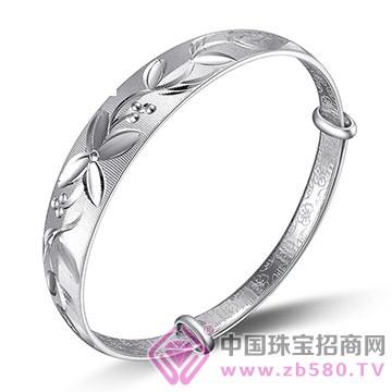 艾诺银饰-纯银戒指 (8)