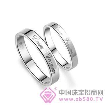 艾诺银饰-纯银戒指 (17)