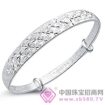 艾诺银饰-纯银手镯 (6)