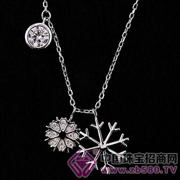 艾诺银饰-纯银项链(1)