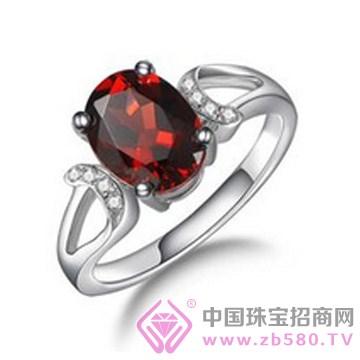 粤迪首饰-彩宝戒指05