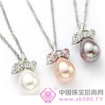 粤迪首饰-珍珠项链01