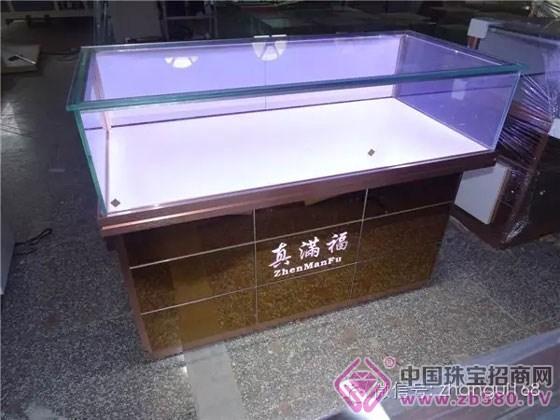【河北】耐用的商场珠宝展示柜 鸿钛展柜厂家直供