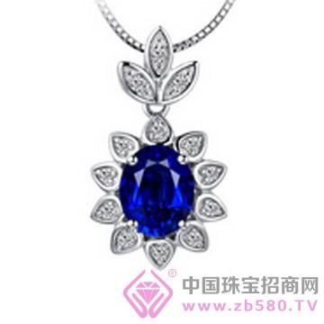 千骄锦-宝石项链03