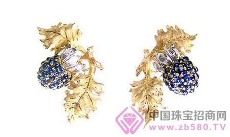 清新可爱的水果珠宝(图)_中国珠宝招商网