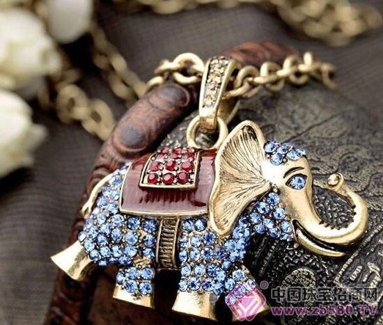 泰国大象饰品