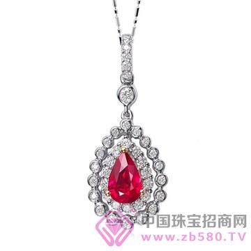 坤泽珠宝-宝石吊坠03