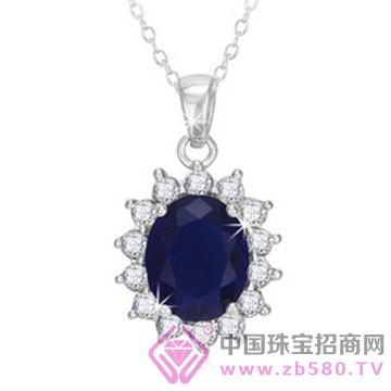 坤泽珠宝-宝石吊坠05