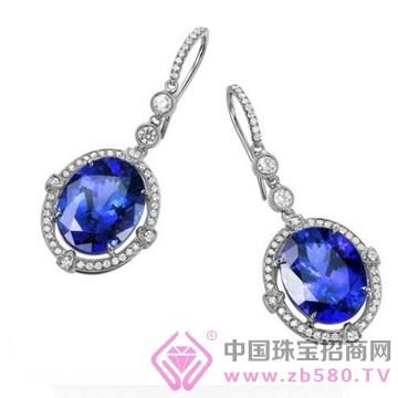 坤泽珠宝-宝石耳坠